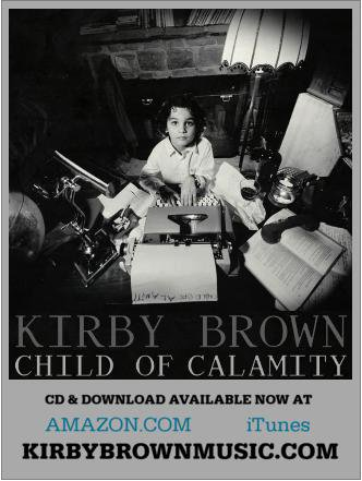 Kirby Brown Flyer