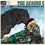 The apache 5 ep cover art